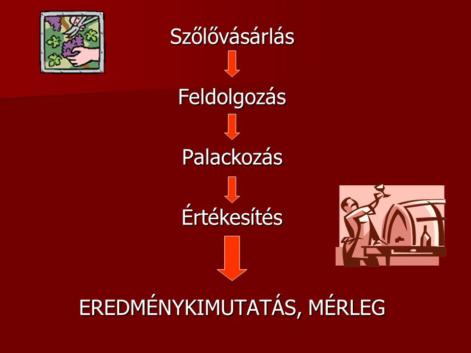 EREDMÉNYKIMUTATÁS, MÉRLEG