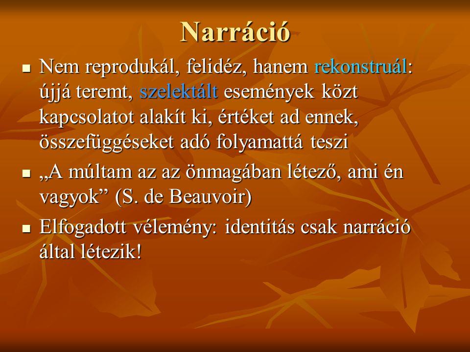 Narráció