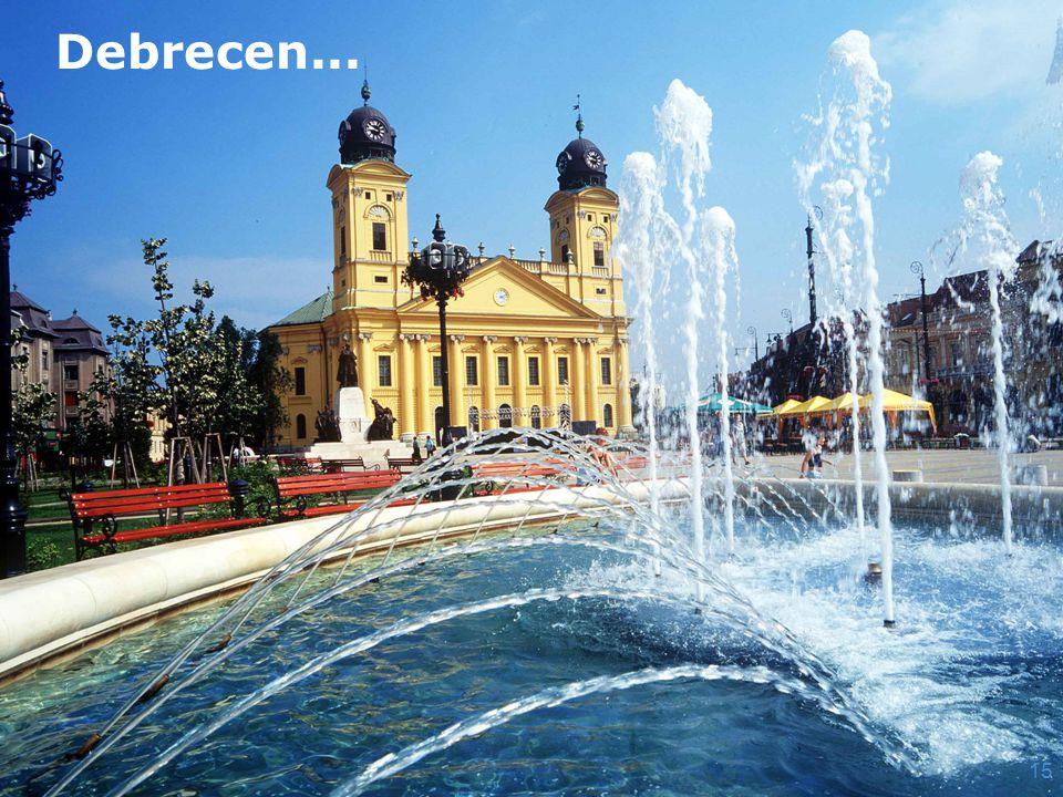 Debrecen...