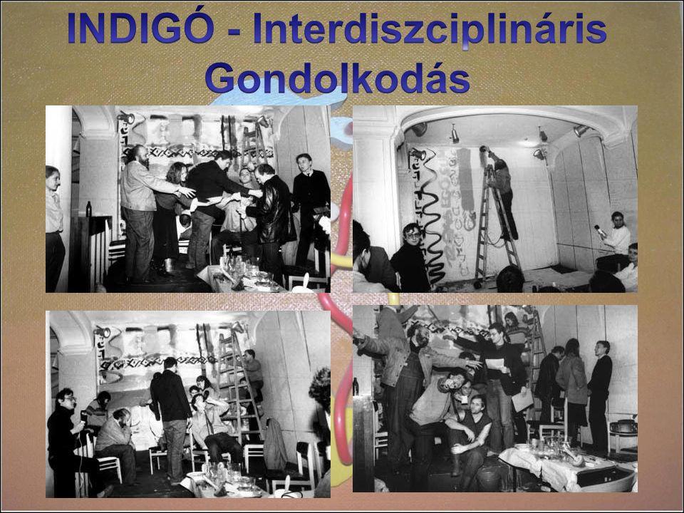 INDIGÓ - Interdiszciplináris Gondolkodás