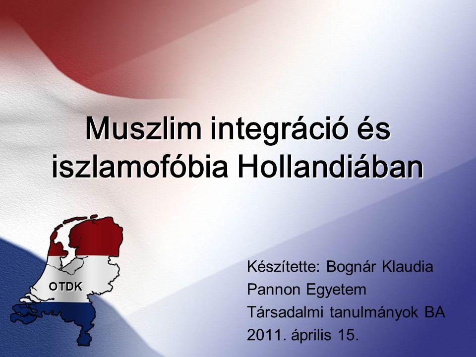Muszlim integráció és iszlamofóbia Hollandiában