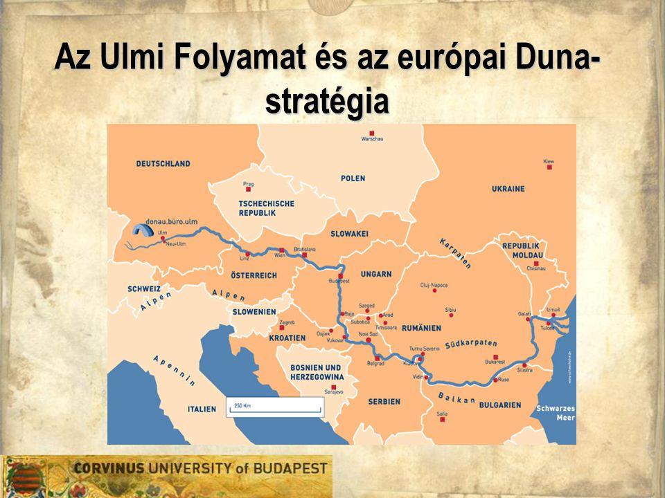Az Ulmi Folyamat és az európai Duna-stratégia