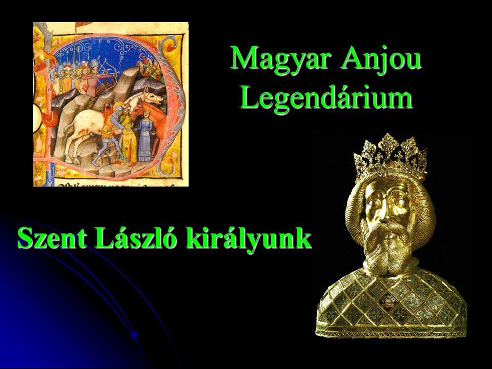Magyar Anjou Legendárium