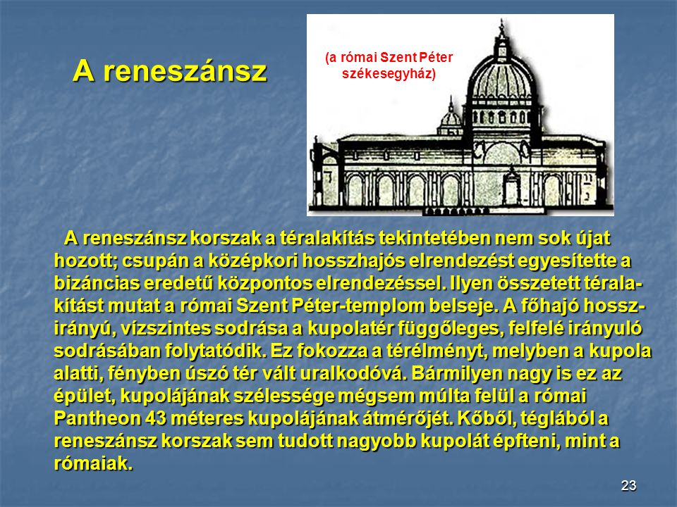 (a római Szent Péter székesegyház)