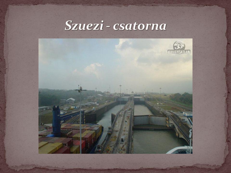 Szuezi - csatorna