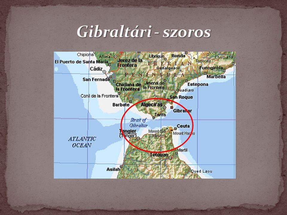 Gibraltári - szoros