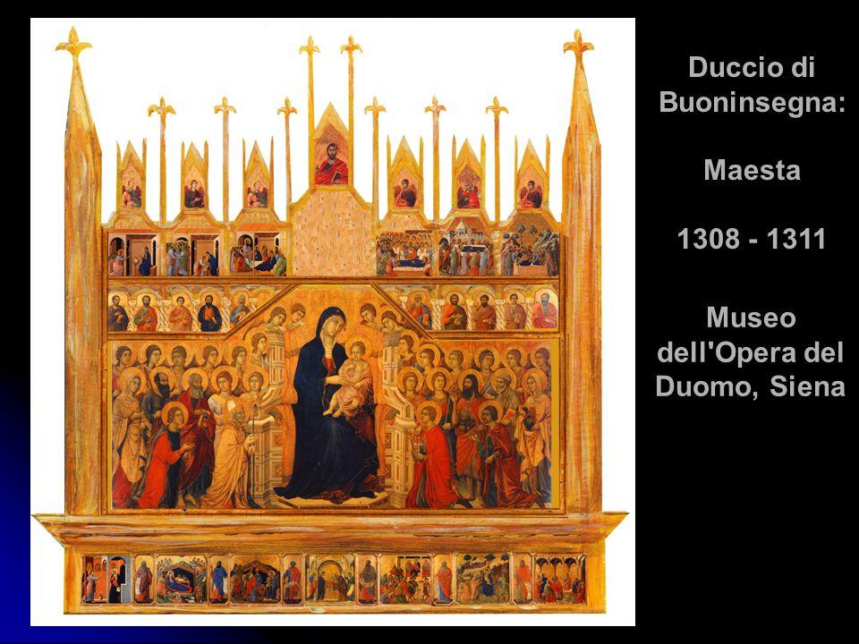 Museo dell Opera del Duomo, Siena
