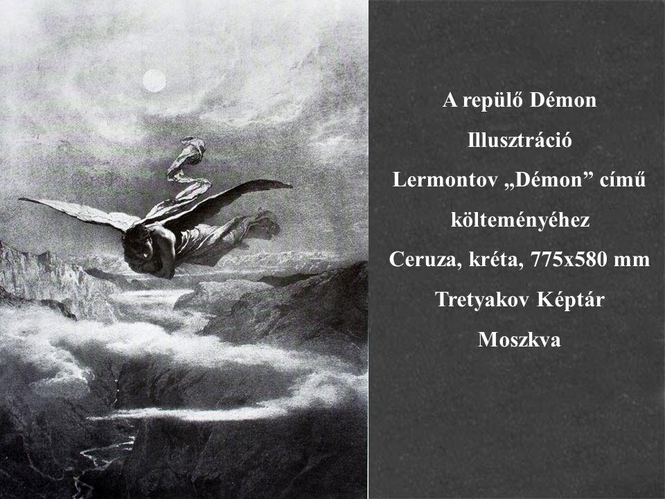 "Lermontov ""Démon című"
