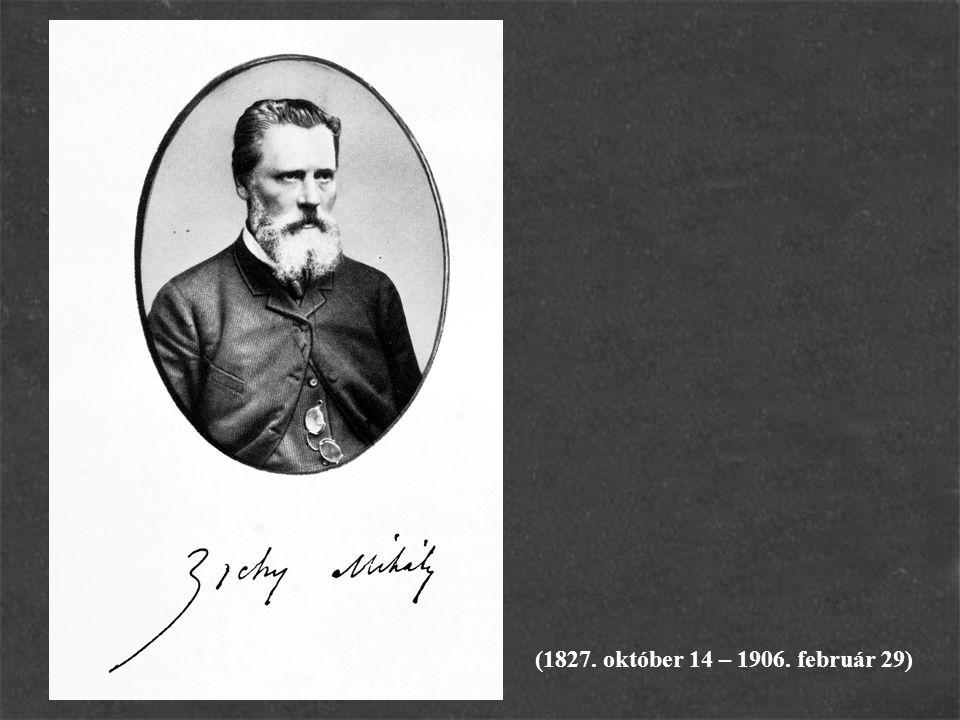 (1827. október 14 – 1906. február 29)