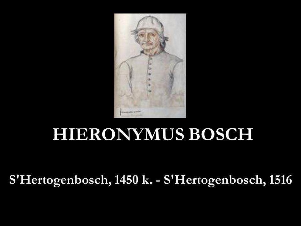 S Hertogenbosch, 1450 k. - S Hertogenbosch, 1516