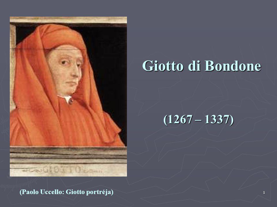 (Paolo Uccello: Giotto portréja)