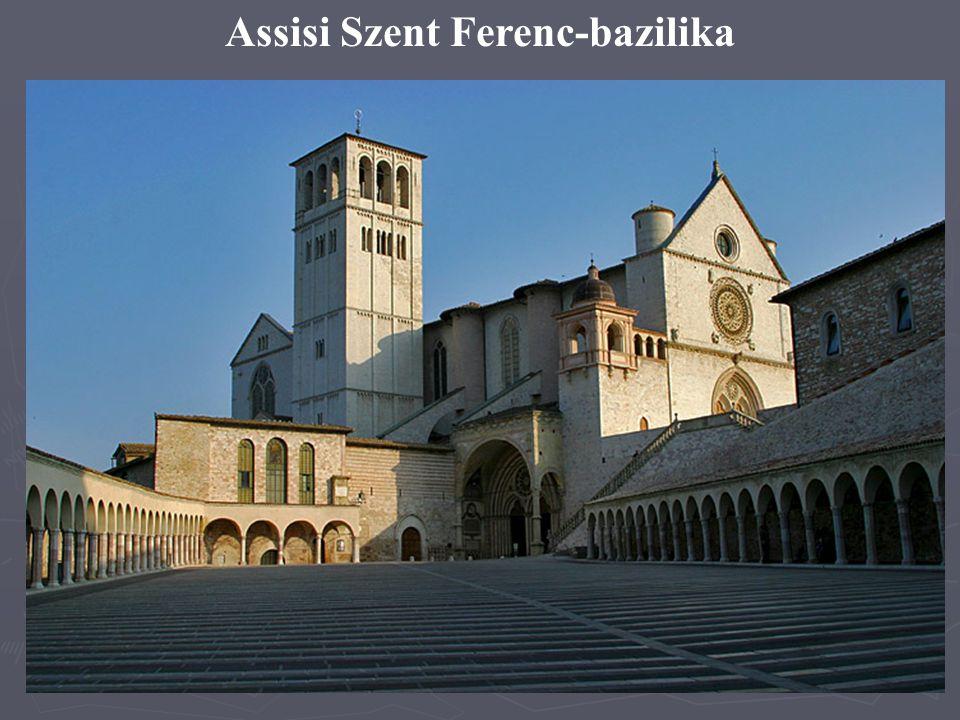 Assisi Szent Ferenc-bazilika