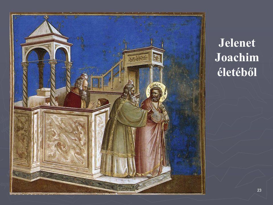 Jelenet Joachim életéből
