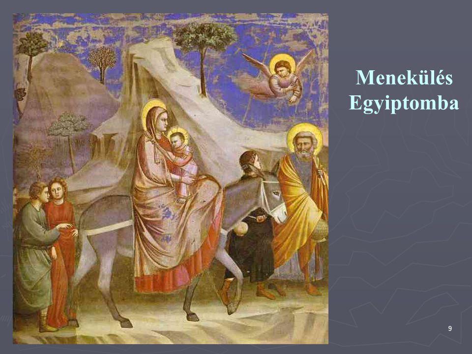 Menekülés Egyiptomba