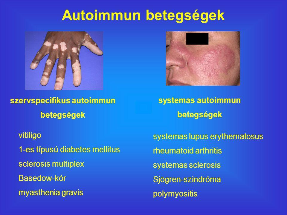 szervspecifikus autoimmun