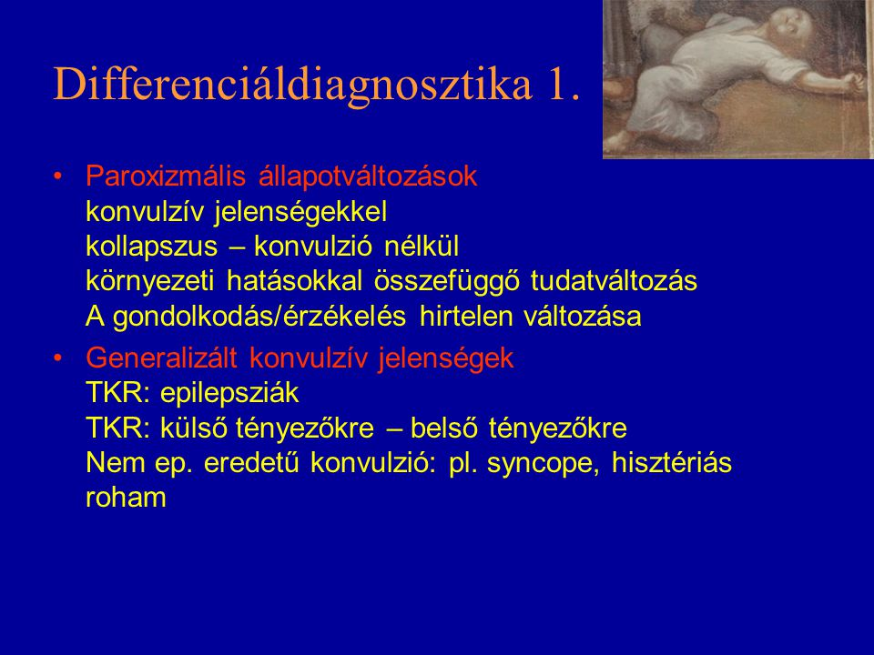 Differenciáldiagnosztika 1.