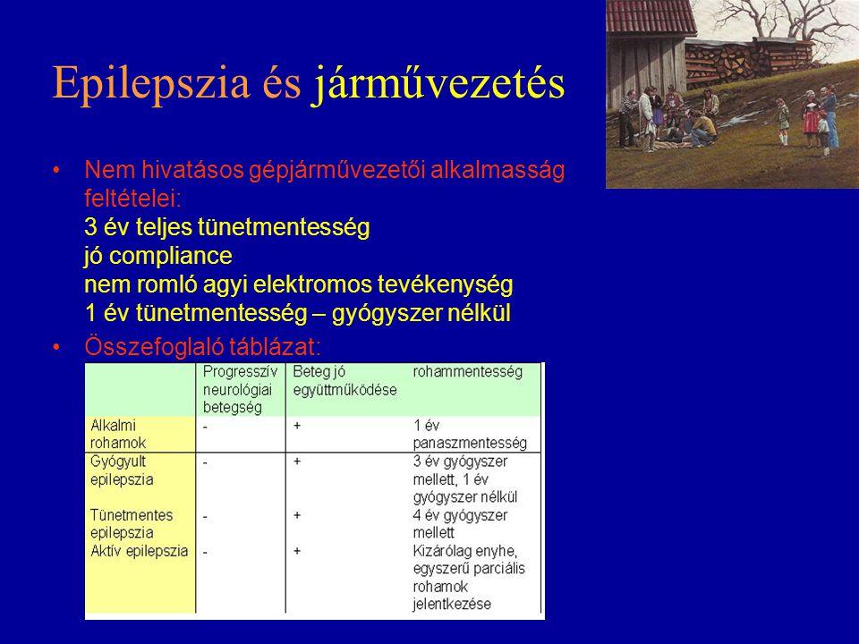 Epilepszia és járművezetés