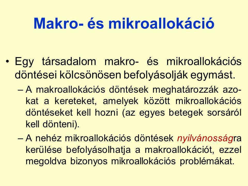 Makro- és mikroallokáció
