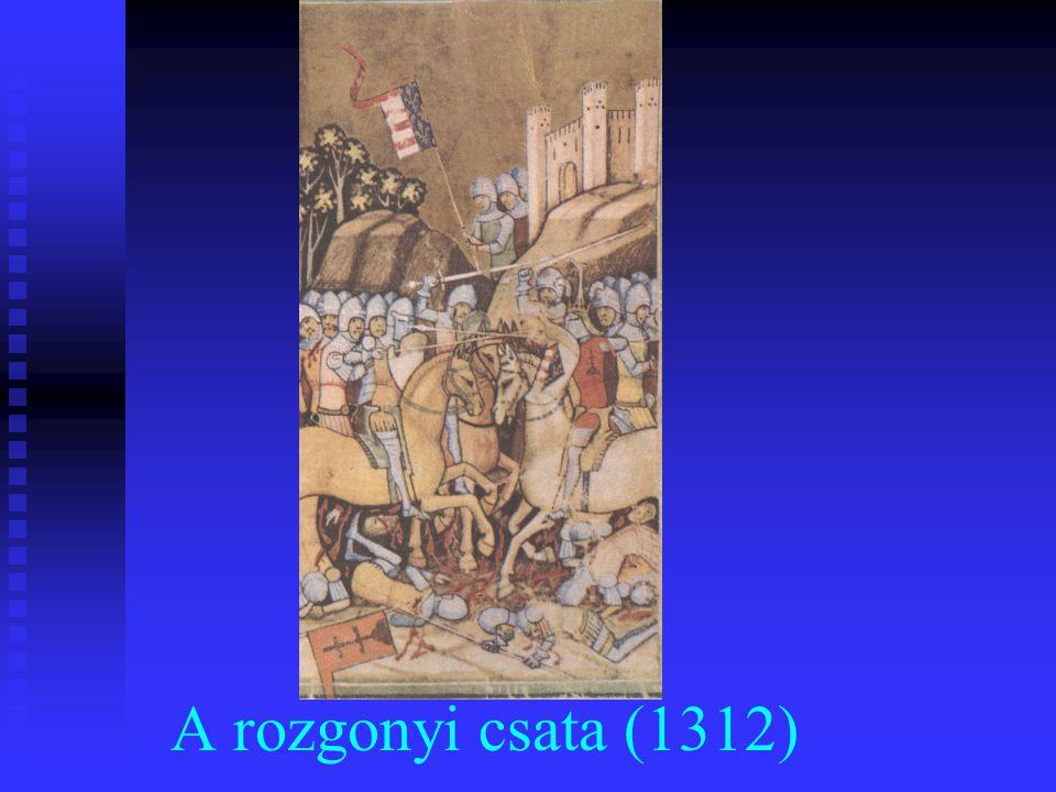 A rozgonyi csata (1312)