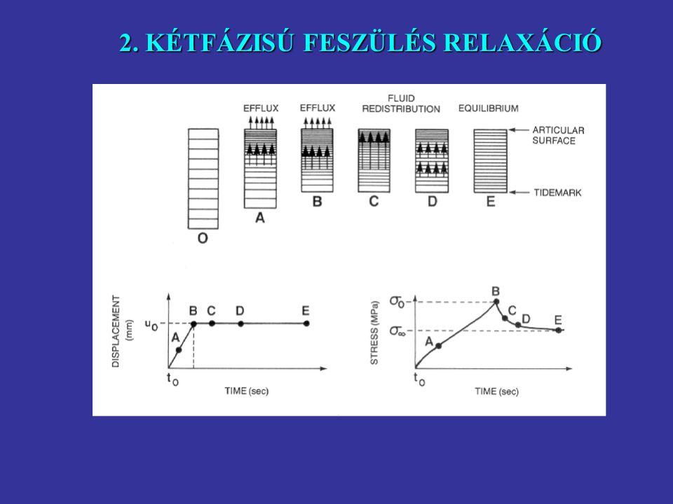 2. KÉTFÁZISÚ FESZÜLÉS RELAXÁCIÓ