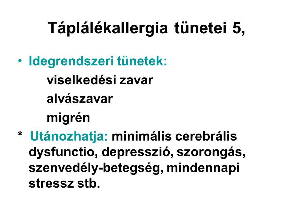Táplálékallergia tünetei 5,