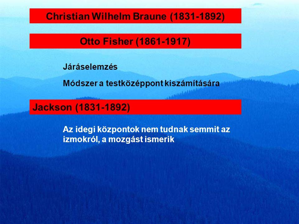 Christian Wilhelm Braune (1831-1892)
