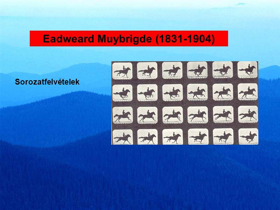 Eadweard Muybrigde (1831-1904)
