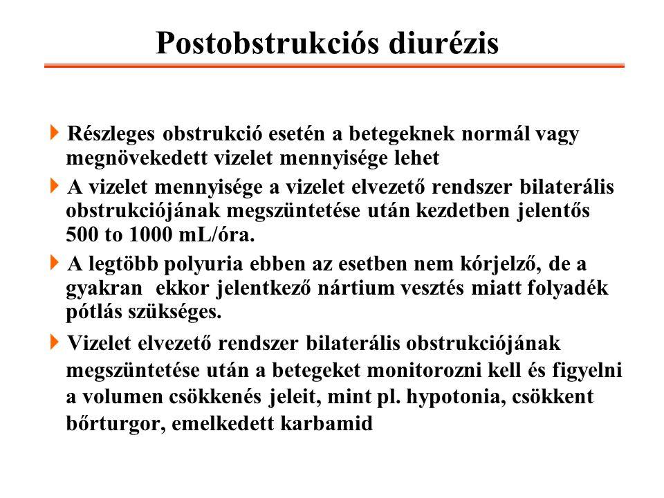 Postobstrukciós diurézis