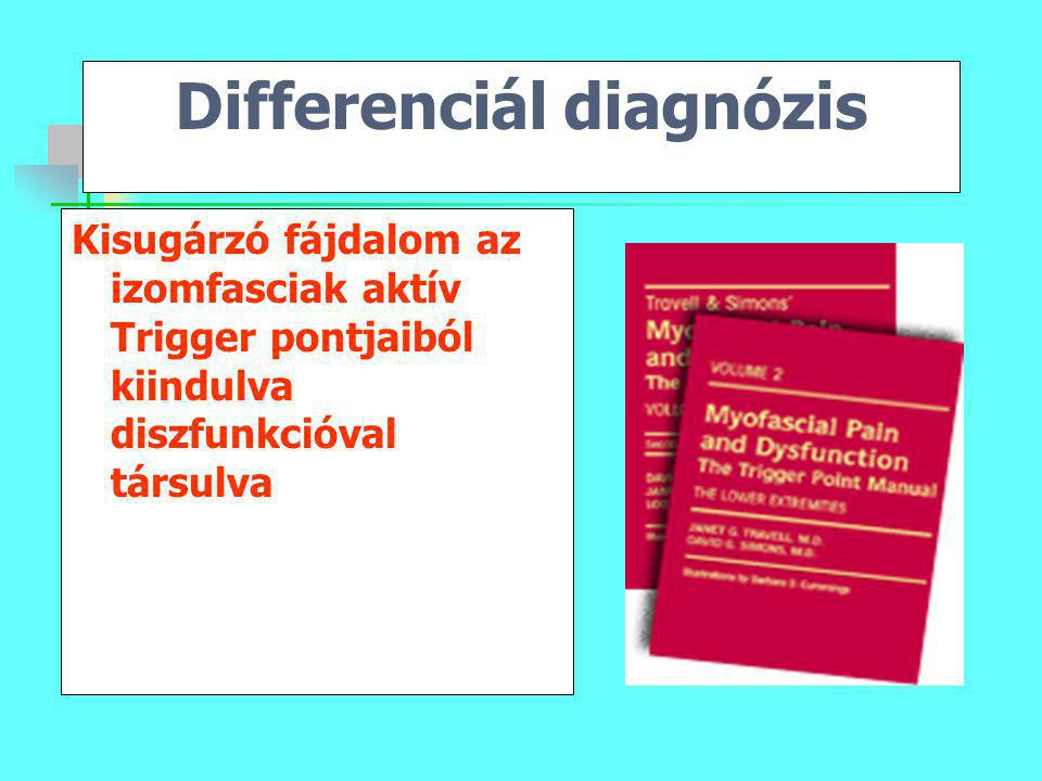 Differenciál diagnózis