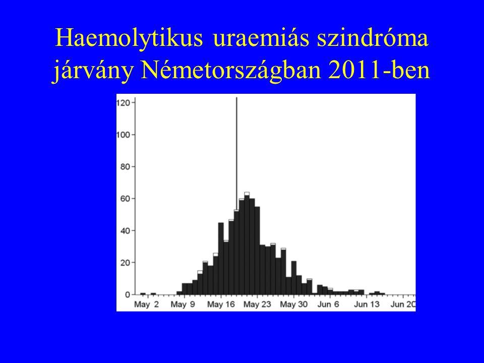 Haemolytikus uraemiás szindróma járvány Németországban 2011-ben