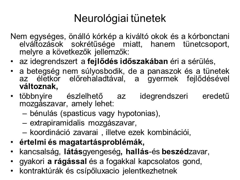 Neurológiai tünetek