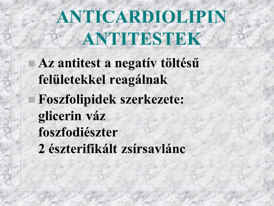 ANTICARDIOLIPIN ANTITESTEK