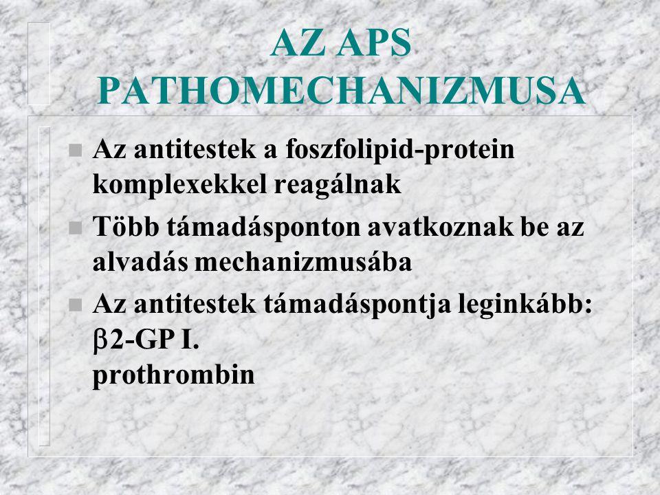 AZ APS PATHOMECHANIZMUSA