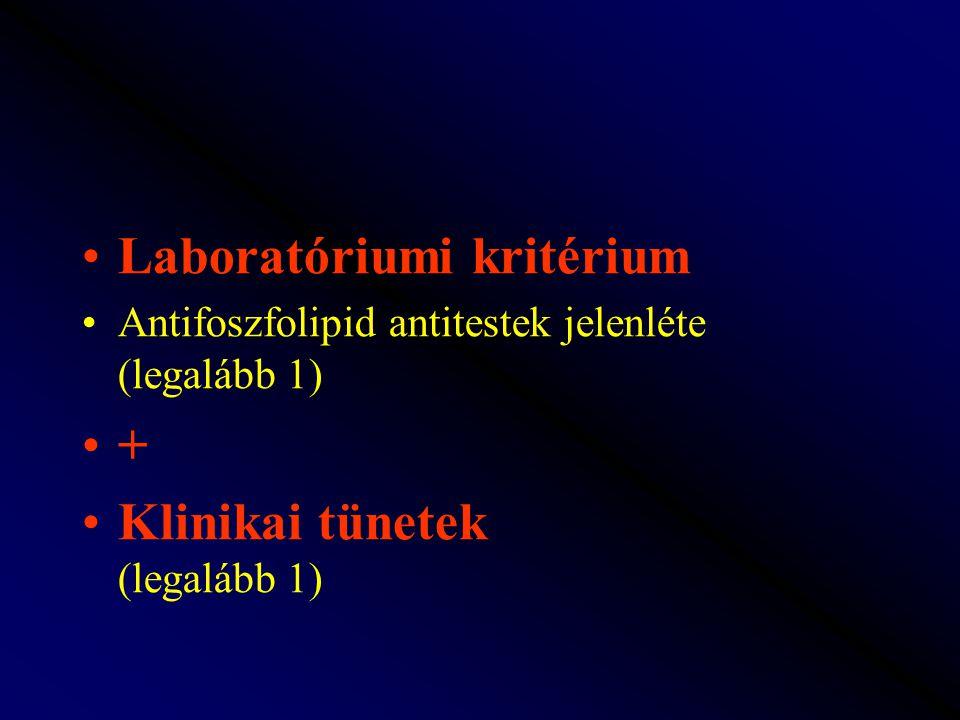 Laboratóriumi kritérium