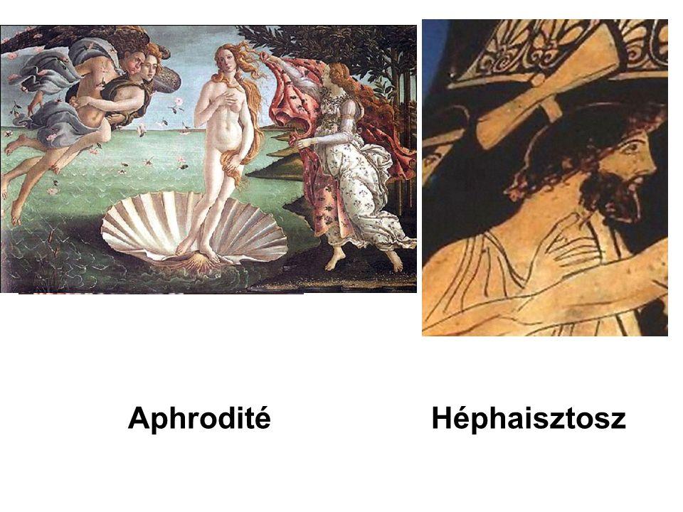 Aphrodité Héphaisztosz