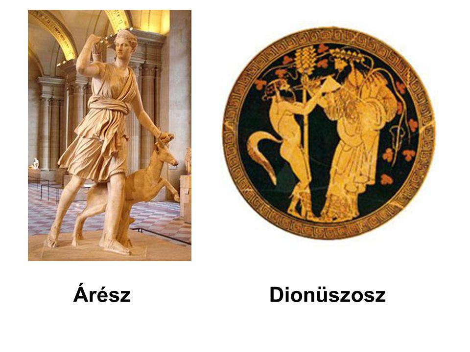 Árész Dionüszosz