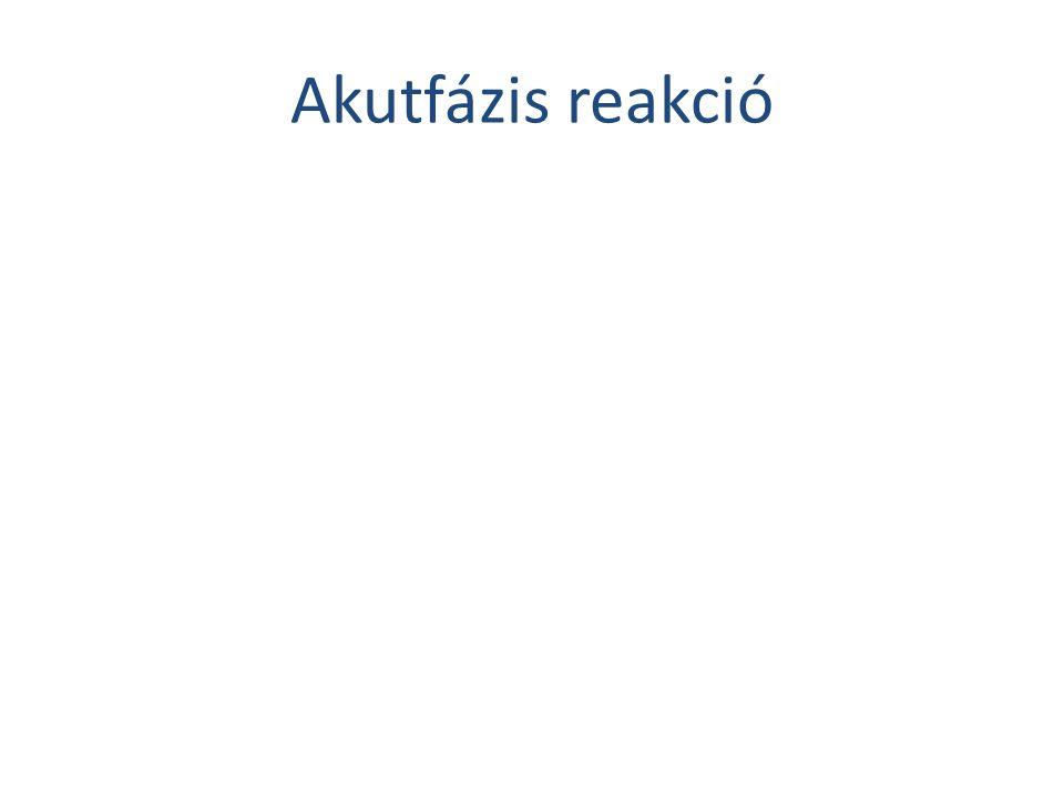 Akutfázis reakció