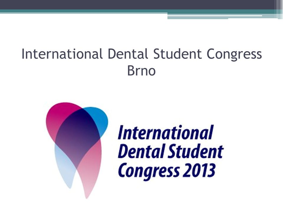 International Dental Student Congress Brno