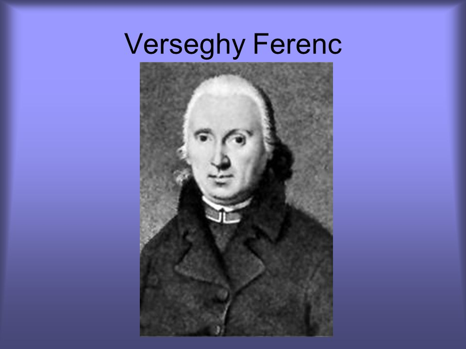Verseghy Ferenc