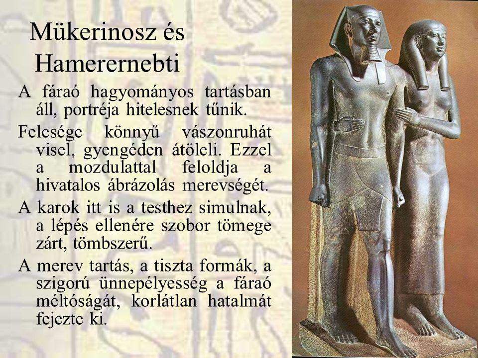 Mükerinosz és Hamerernebti