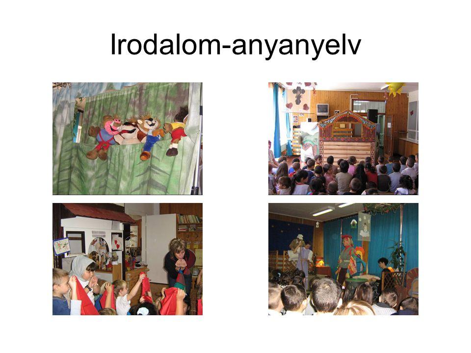 Irodalom-anyanyelv