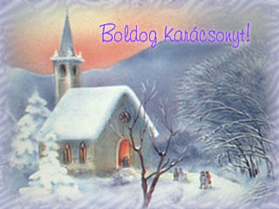Boldog Békés Karácsonyt !