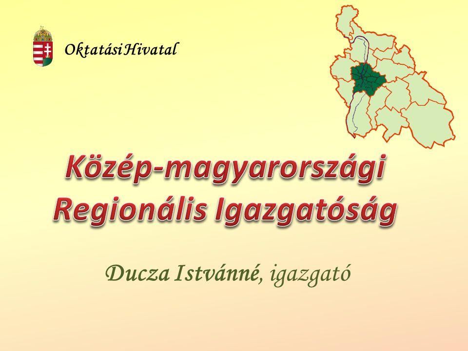 Közép-magyarországi Regionális Igazgatóság