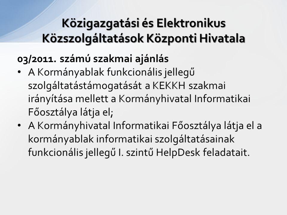 Közigazgatási és Elektronikus Közszolgáltatások Központi Hivatala