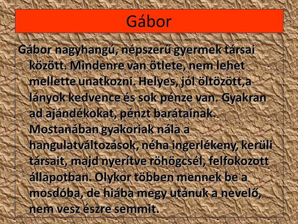 Gábor