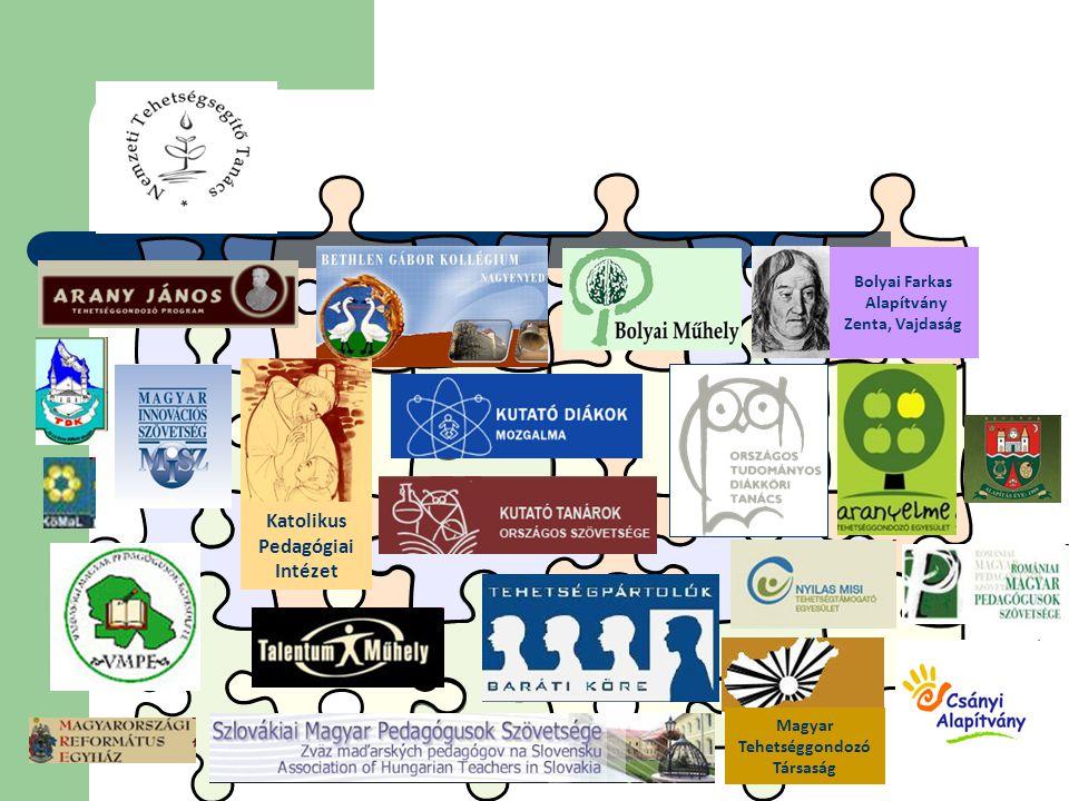 NNem Katolikus Pedagógiai Intézet Bolyai Farkas Alapítvány