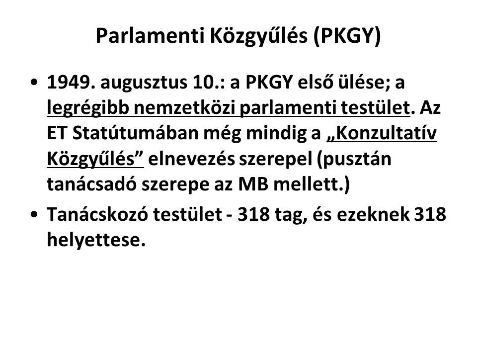 Parlamenti Közgyűlés (PKGY)