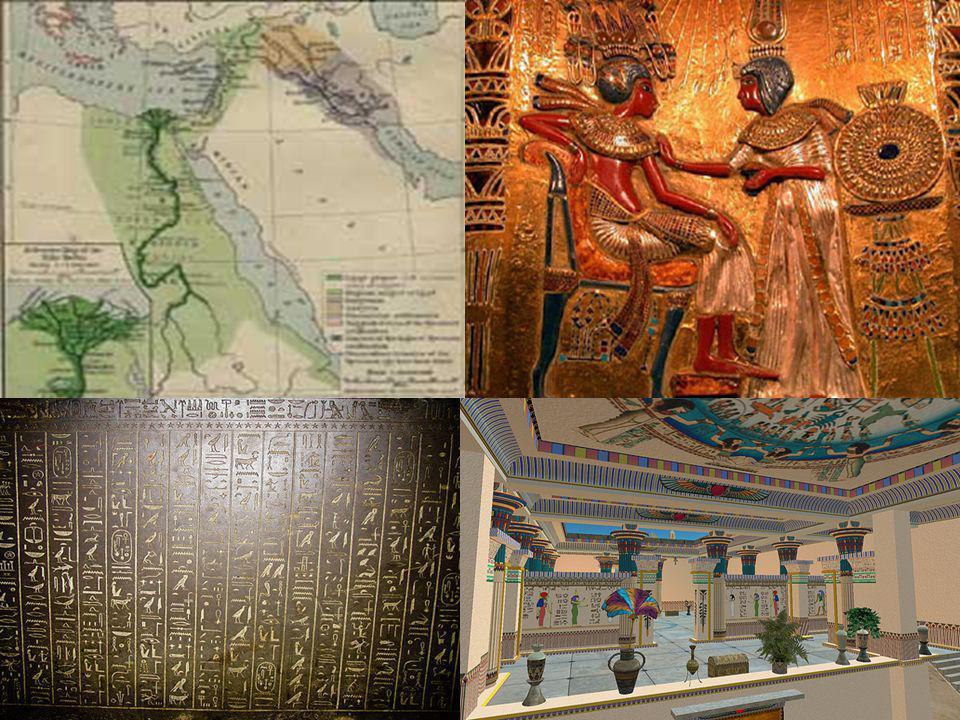 Egyiptom hatalmas teljesítmények, majd leragadt fejlődés.