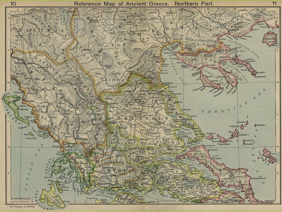 Görögország – Hellász Városközpontú államok (polisz) Az írás általánossá válik.