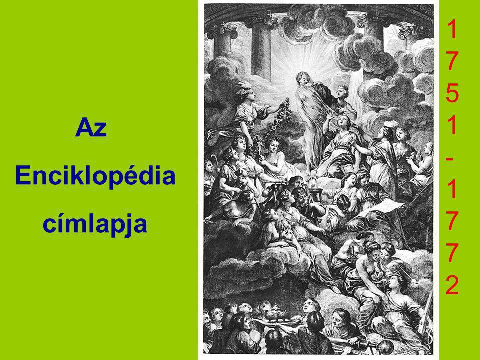 Az Enciklopédia címlapja